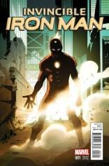 Invincible Iron Man 13