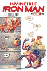 Invincible Iron Man 6