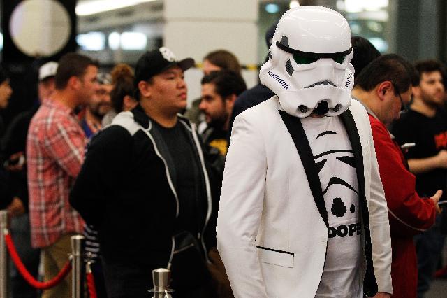 Star Wars Episodio VII preventa
