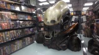 Alien-vitrina