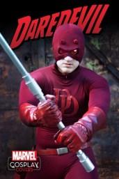 Daredevil 1 Traje Negro 2