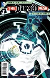 Darkseid War Green Lantern Cover