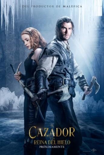 El cazador y la reina del hielo 2