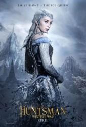 Emily Blunt es la Reina de Hielo