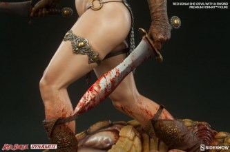 Red Sonja Sideshow 8