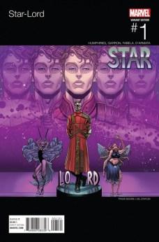 Star-Lord Portada alternativa hip hop de Tradd Moore y Val Staples