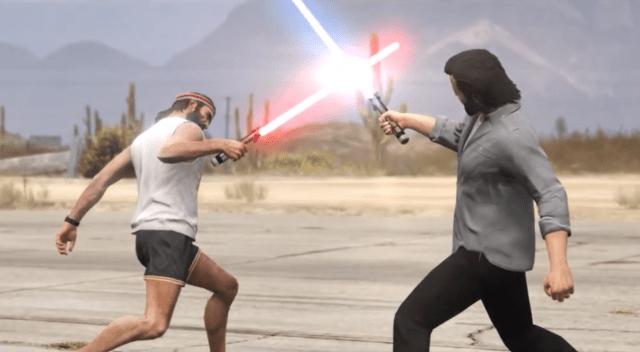 Star Wars GTA