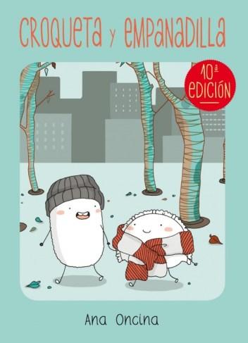 Ana Oncina - Croqueta y empanadilla -cubierta- 10a edicion