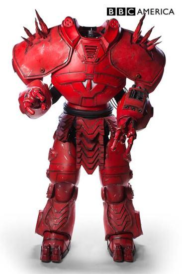 Doctor Who especial navidad 2015 robot gigante