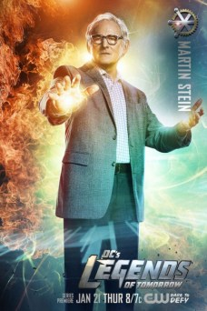 Legends of Tomorrow Martin Stein