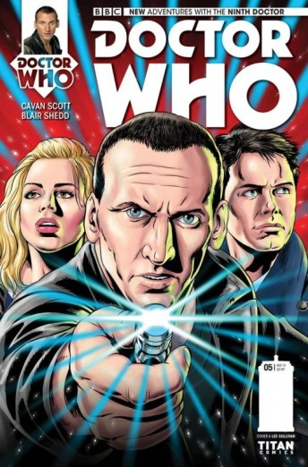 Ninth Doctor Titan Comics 05