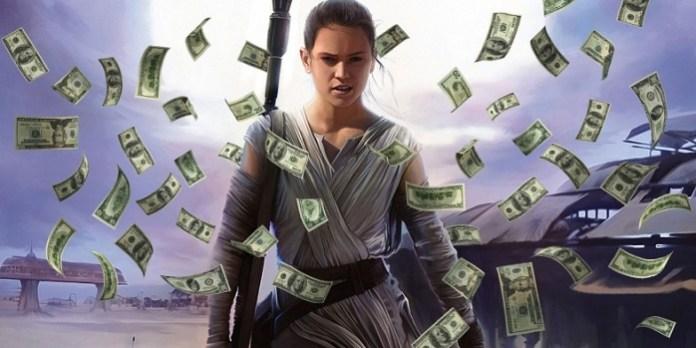 Star Wars 7 - recaudación
