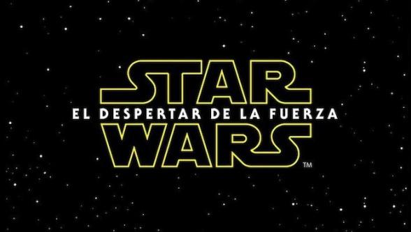Star Wars: el despertar de la fuerza Logo