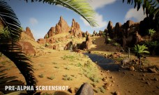 Conan Exiles Pre-Alpha Screenshot