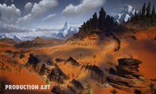 Conan Exiles Production Art