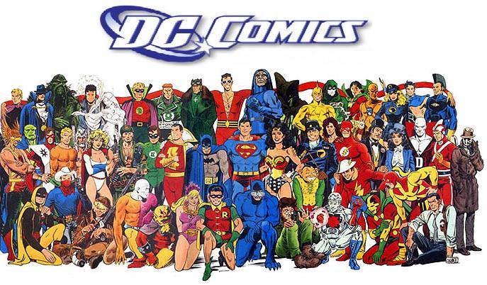 DC Comics Universe y Logo