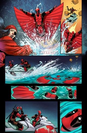 Deadpool #7 muestra 7