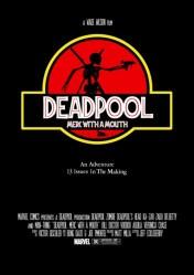 Deadpool Jurassic Park