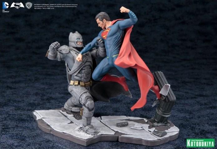 Kotobukiya Batman Superman 02