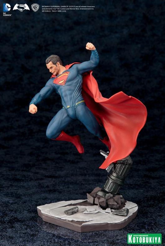 Kotobukiya Batman Superman 05