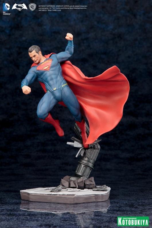 Kotobukiya Batman Superman 06