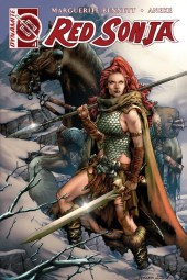 Red Sonja preview 5