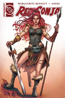 Red Sonja preview 9
