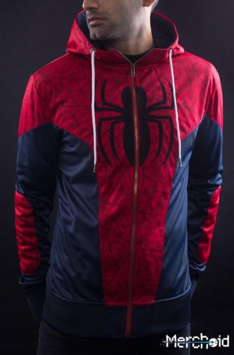 Spider-Man Sudadera 04
