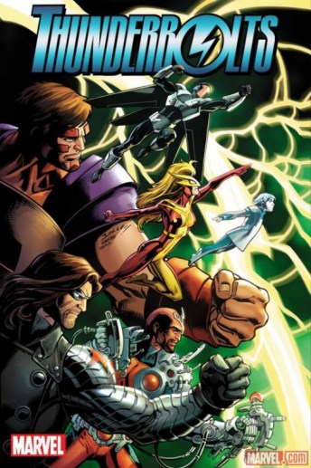 Thunderbolts completo