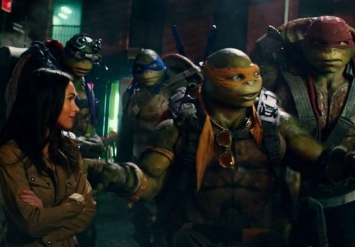 ninja turtles 2 grupo