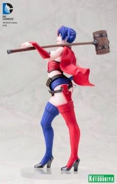Harley Quinn Kotobukiya (4)