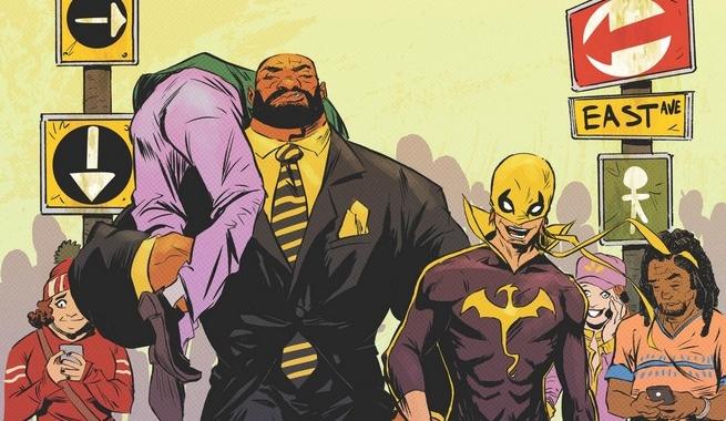 Power Man Iron Fist