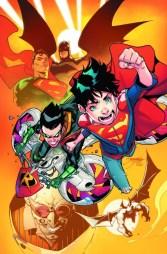 'SUPER-SONS' #1