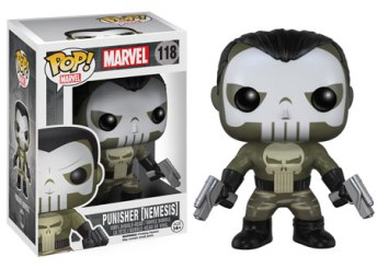 The Punisher Nemesis