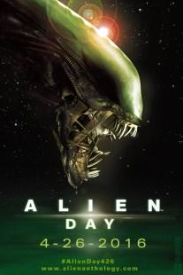 día de alien