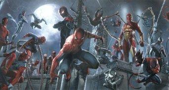 trajes de spiderman