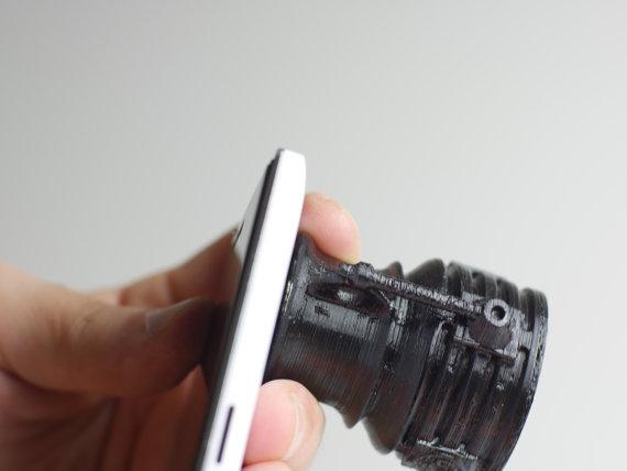Bat-Señal smartphone