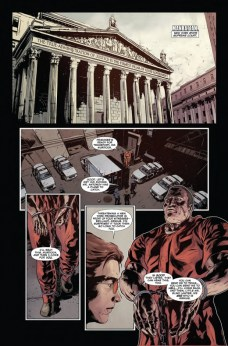 Daredevil Punisher Página interior (2)