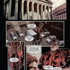 Daredevil Punisher Página interior (2)