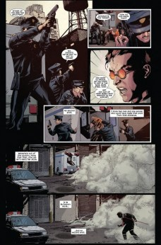 Daredevil Punisher Página interior (5)
