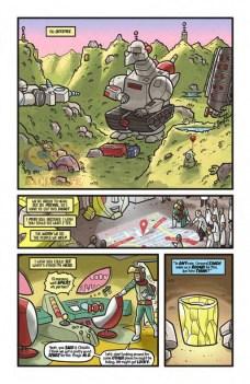 Kaijumax Season 2 Página interior (8)
