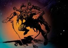 'Los mitos de Cthulhu de Lovecraft'