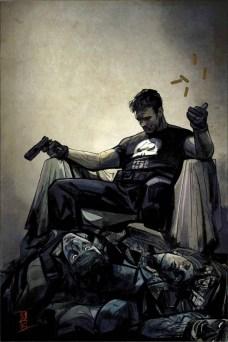 The-Punisher Portada de Alex Maleev