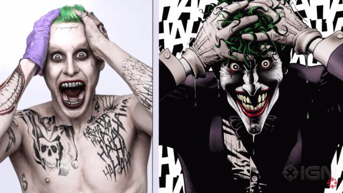 David Ayer Y Jared Leto Hablan De Los Tatuajes Del Joker