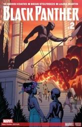 Pantera Negra portada 2