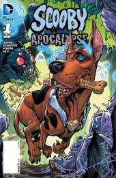 Previa de Scooby Doo Apocalypse #01 00
