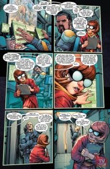 Previa de Scooby Doo Apocalypse #01 05
