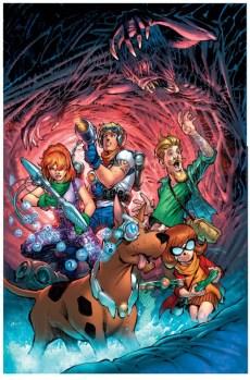 Previa de Scooby Doo Apocalypse #01 06