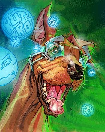 Previa de Scooby Doo Apocalypse #01 07