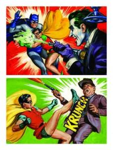 The Art of Painted Comics Página interior (3)